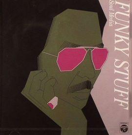 稲垣次郎&SOUL MEDIA 『FUNKY STUFF』(74年)