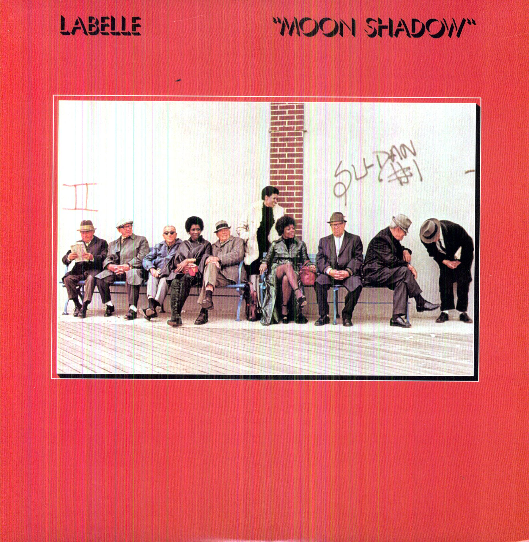 LABELLE 『MOON SHADOW』(72年)