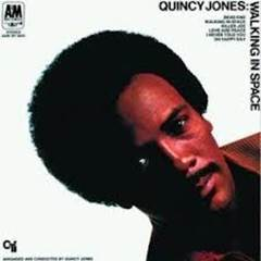 QUINCY JONES 『WALKIING IN SPACE』(69年)