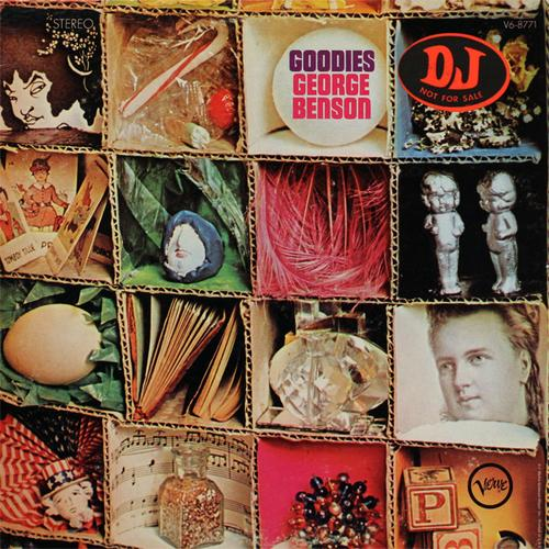 George Benson『Goodies』(68年)