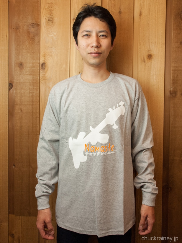 Chuck's New Long Sleeve T !