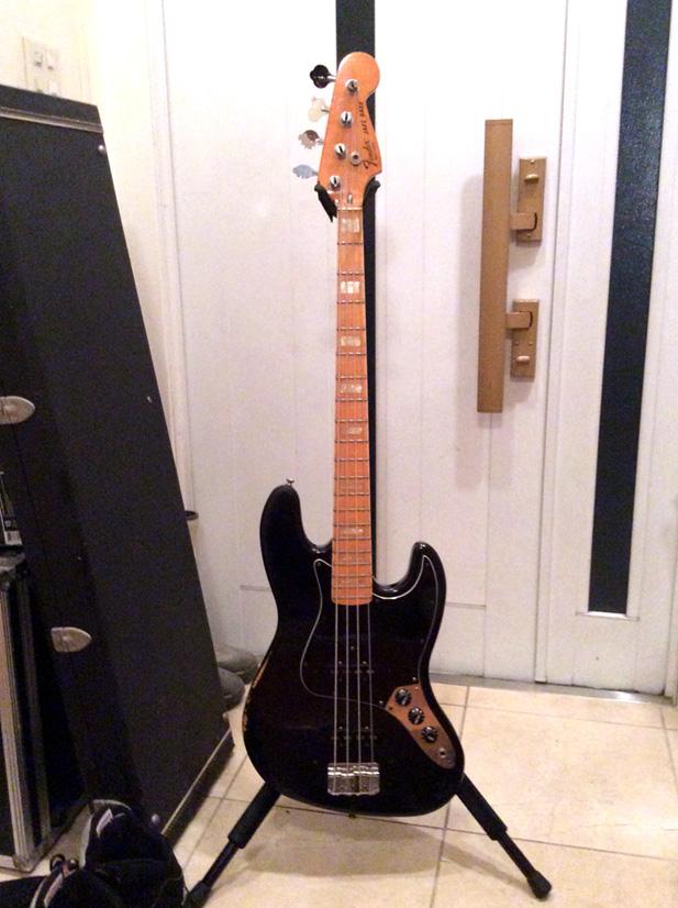 Fender – Jazz Bass(78年)