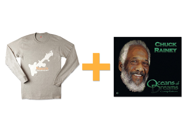 ロングスリーブシャツ + CD(Oceans of Dreams)セット販売