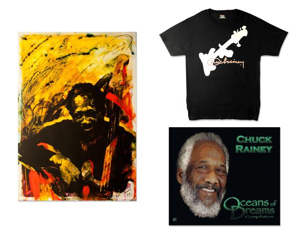 Tシャツ + CD + ポスター フルセット販売