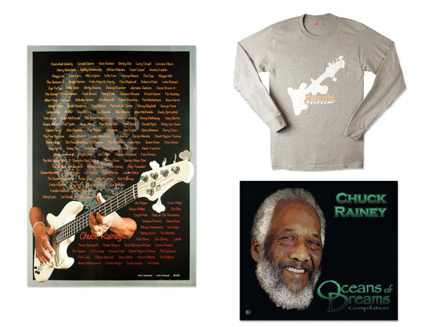ロングスリーブシャツ + CD + ポスター フルセット販売
